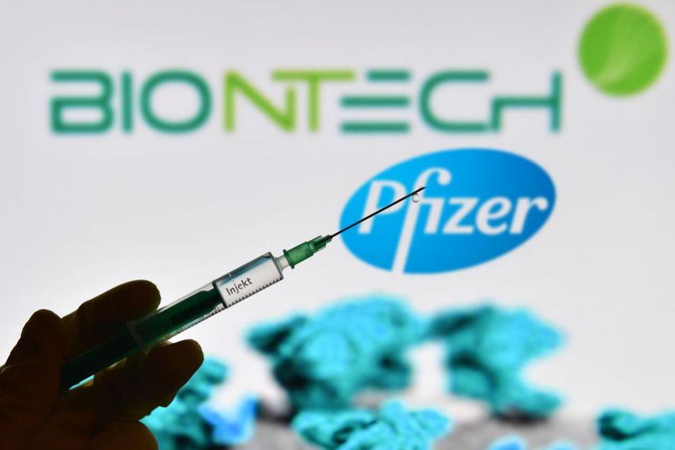 il vaccino anticovid di Pfizer