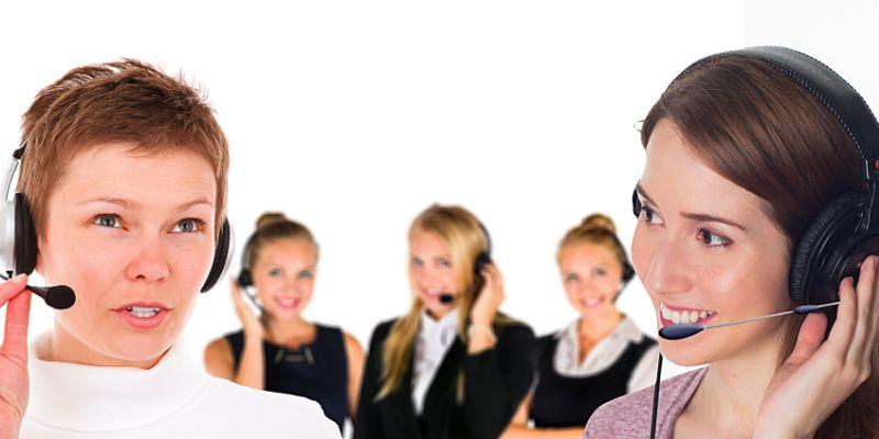 Operatoratrici dell' Assistenza Clienti