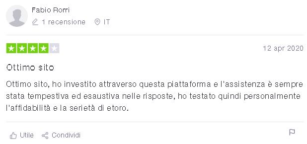 Recensione eToro (Numero 1)