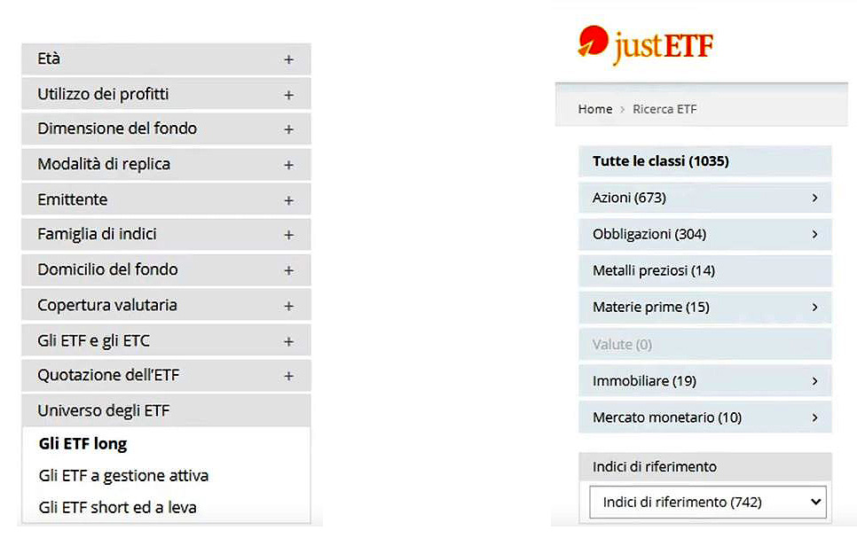 www.copytradingitalia.com - gestione degli ETF